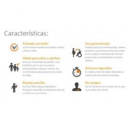 Características dispositivo LifeVac