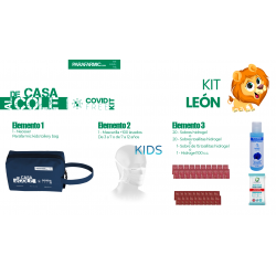 Kit León anticovid vuelta...