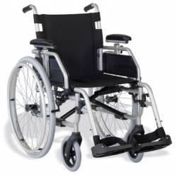 Silla de ruedas con ruedas...
