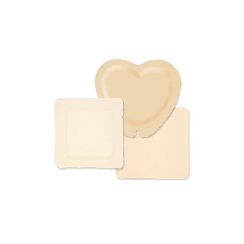 Skinfoam Apósito polimérico Hidrófilo Adhesivo 10x10 cm Caja 10 unidades