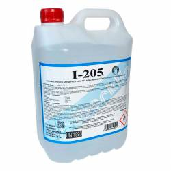 i-205 gel hidroalcohólico 5 litros
