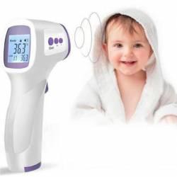 Termómetro apto para  niños.
