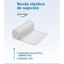 venda elástica de sujeción 8cm x 4 m