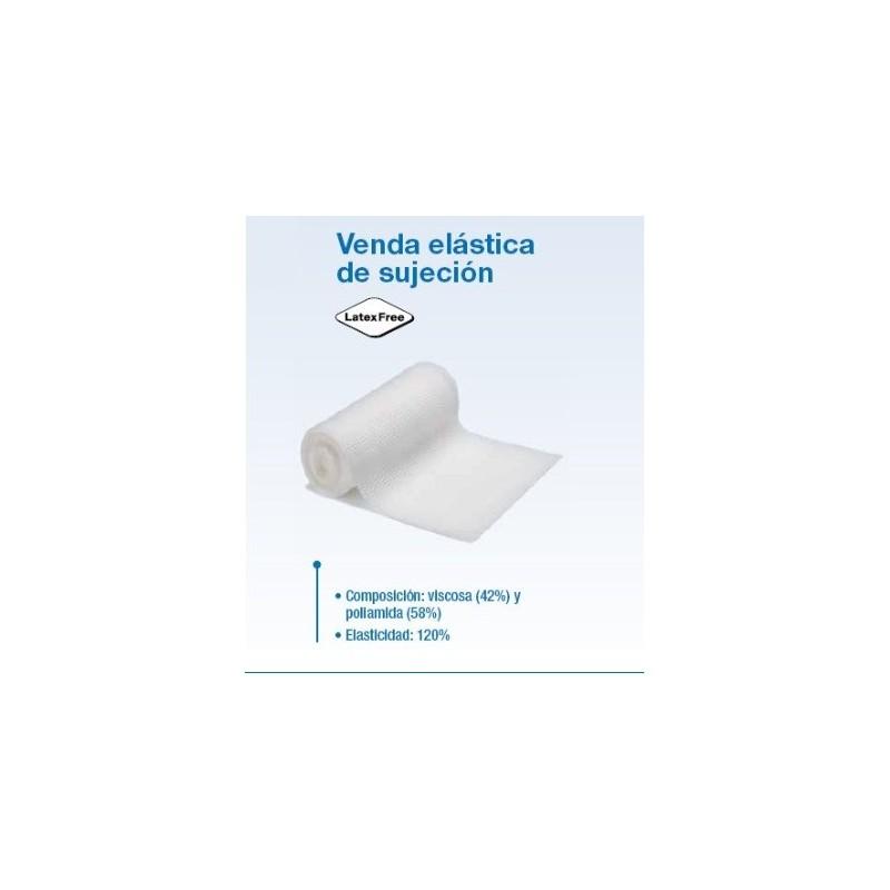 venda elástica de sujeción 6cm x 4 m