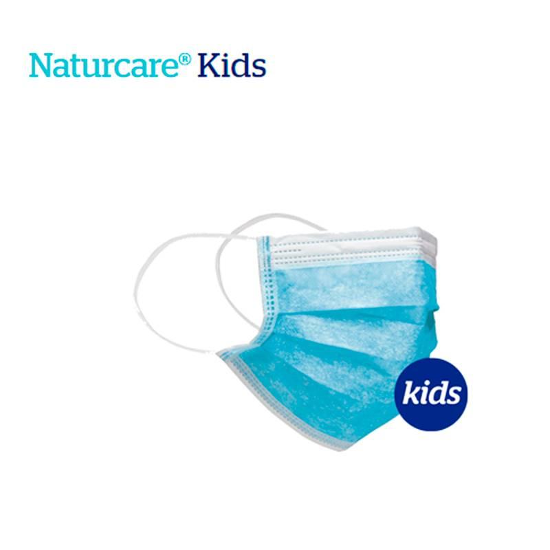 Mascarilla deshechable infantil Naturcare KIDS