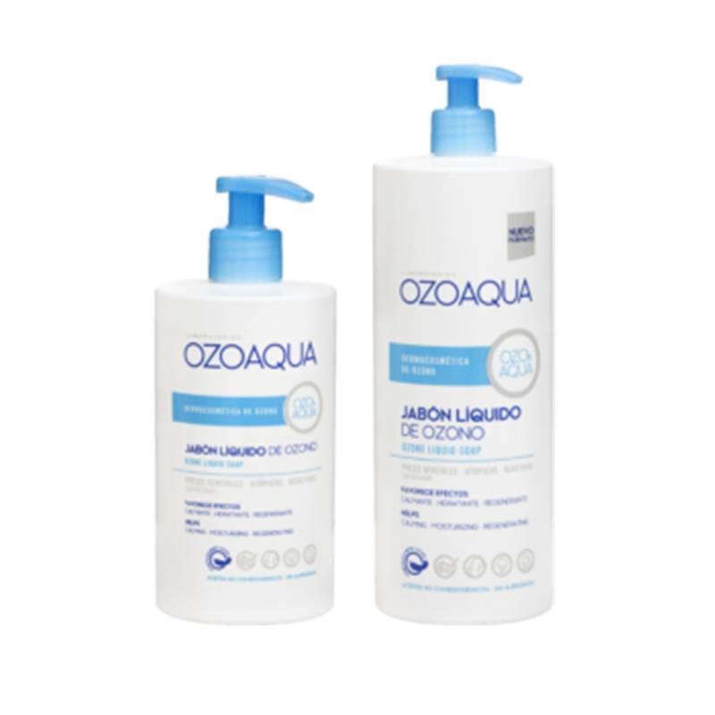 Jabón Líquido de ozono OZOAQUA