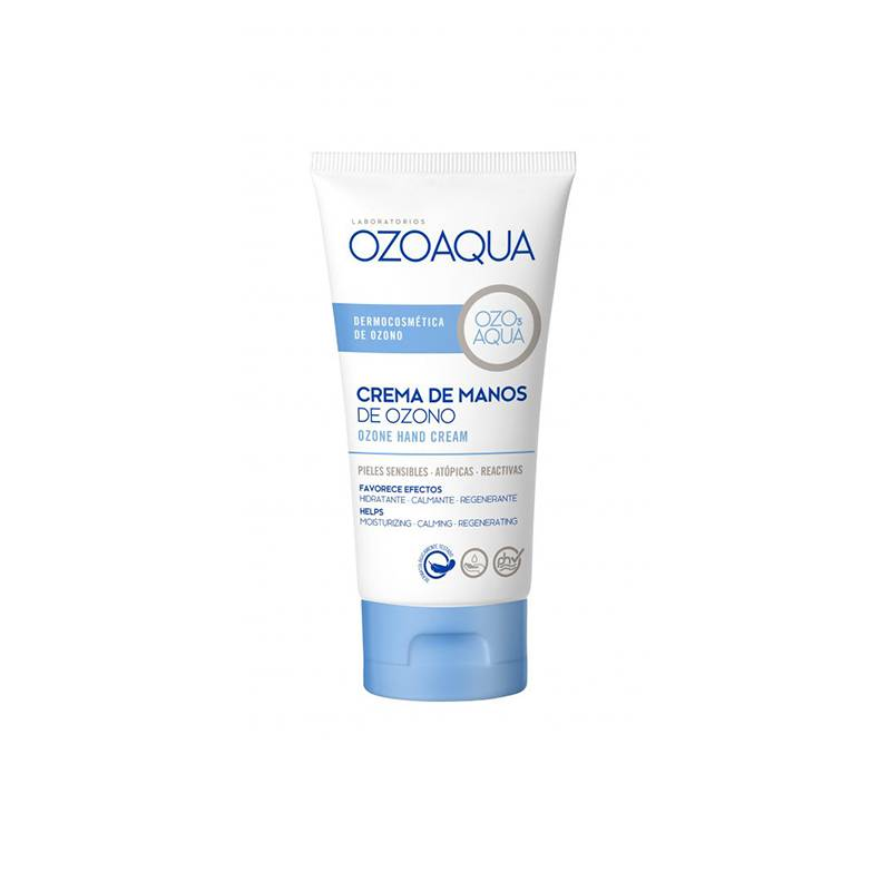Crema de Manos de ozono OZOAQUA