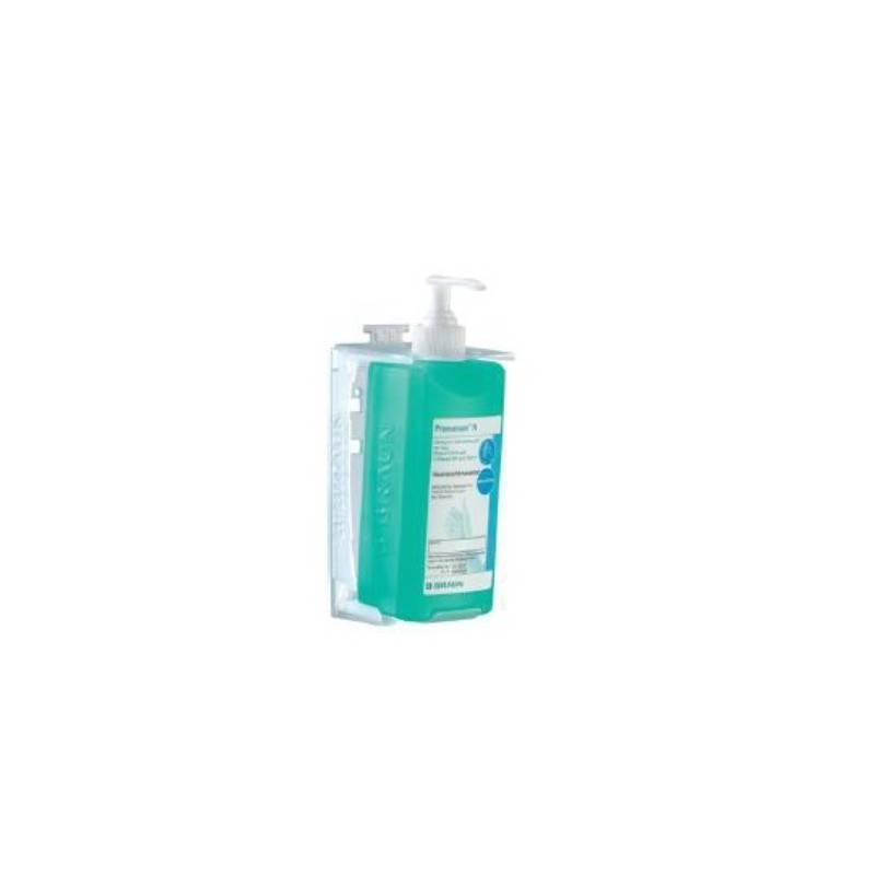 Softa-man dispensador de pared para envases de 500 ml y 1 litro