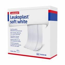 Leukoplast Soft White tiras de tejido no tejido 6cm x 5m