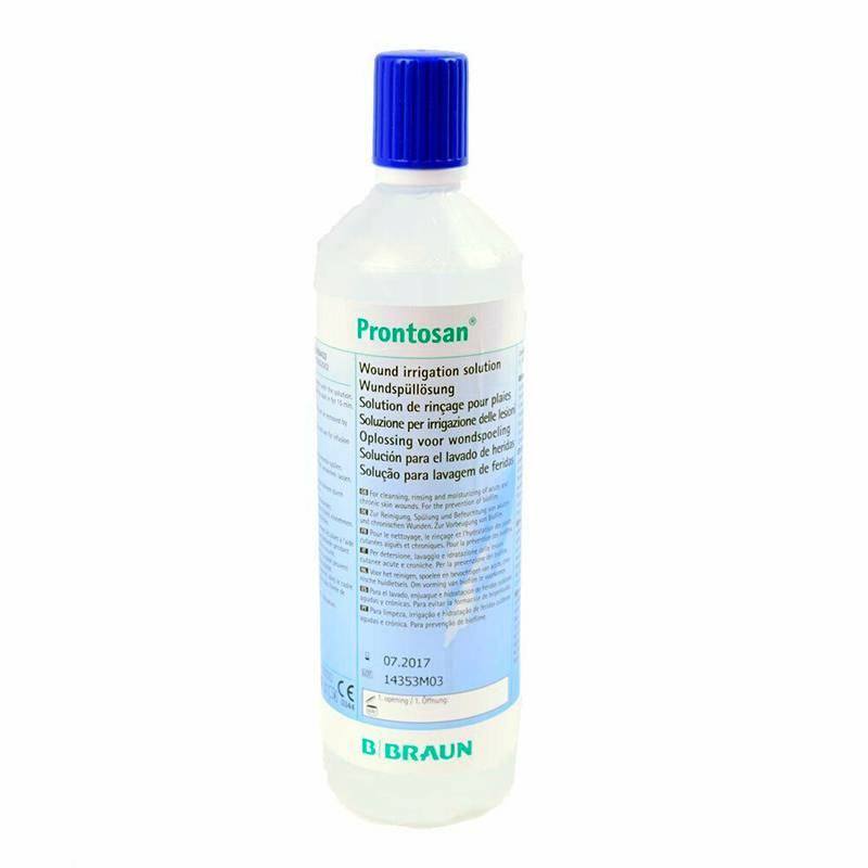 Prontosan Botella solución botella (350 ml)