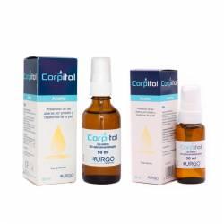 Corpitol aceite para la prevención de úlceras