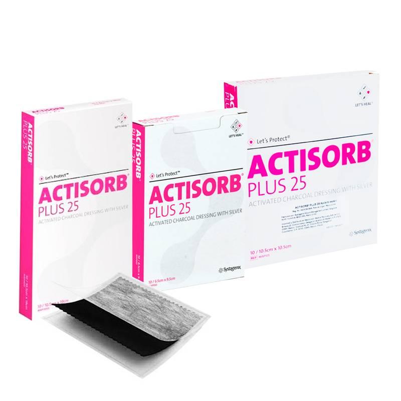 ACTISORB Plus 25 - Presentación