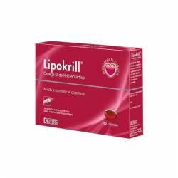 Lipokrill caja de 30 cápsulas