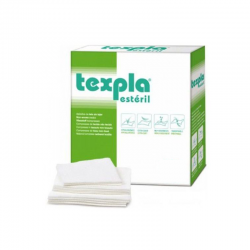 TEXPLA 50 - Apósitos TNT estériles - 4 capas
