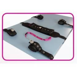 Cinturón cama polipropileno Kit completo Iron clip