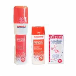 Burnshield Hidrogel varios formatos