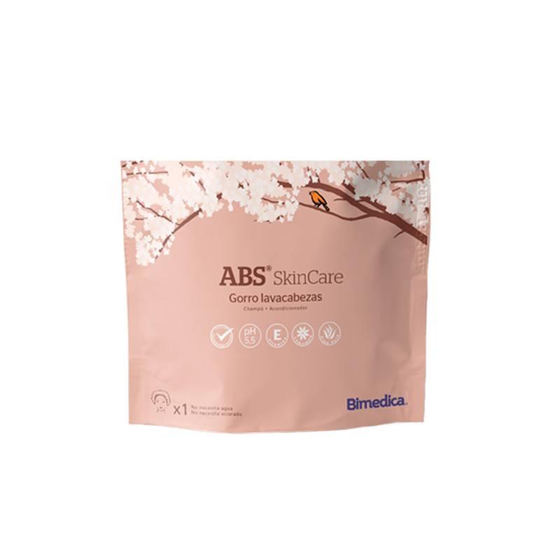 Gorro lavacabezas ABS SkinCare