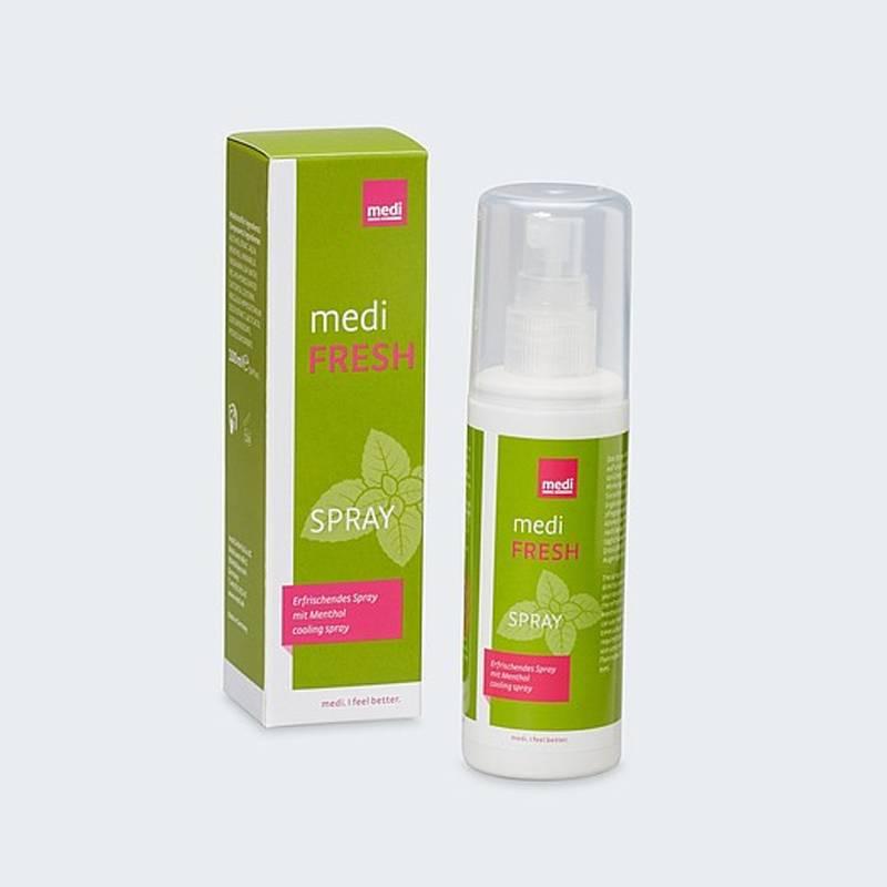 Spray refrescante para piernas Medi Fresh