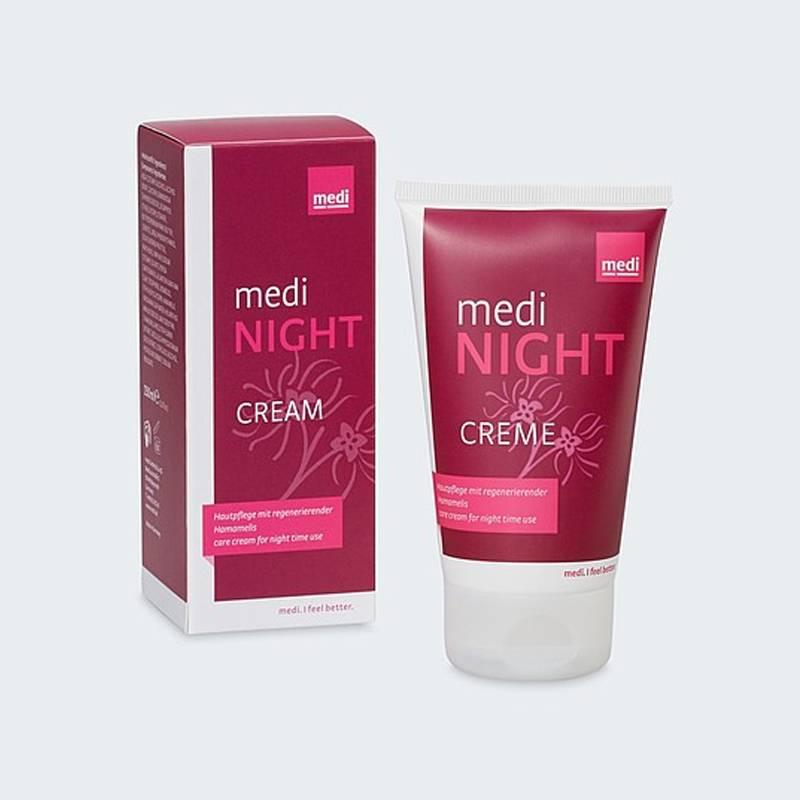 Crema Medi Night para el cuidado de noche