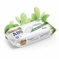ABS Toallitas húmedas corporales