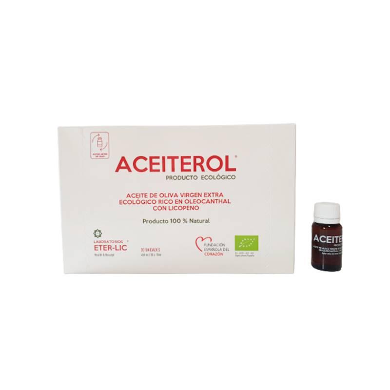 Aceiterol Estuche 30 viales 15ml