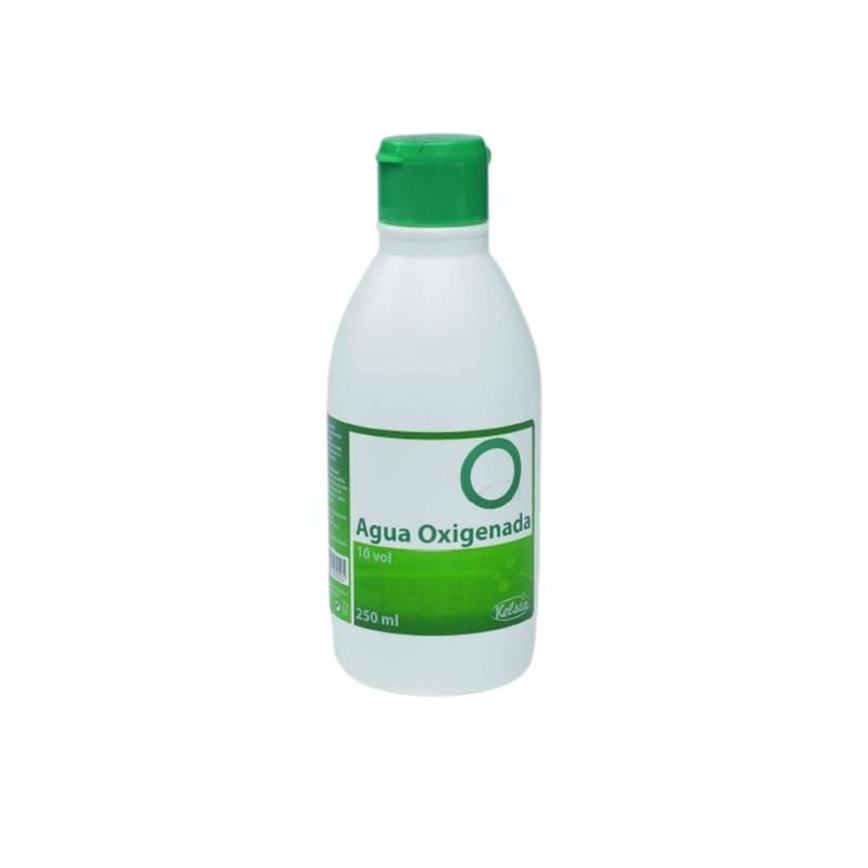agua oxigenada 1 litro