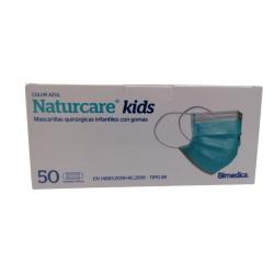Mascarillas quirúrgicas para niños NATURCARE KIDS Tipo IIR