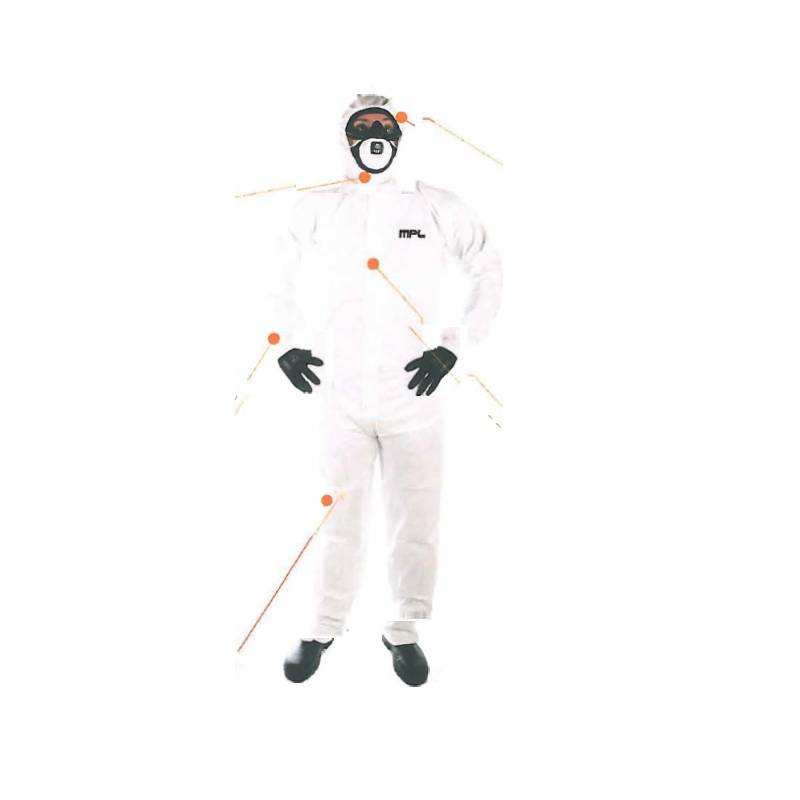 Buzo químico laminado 65 gramos Tip 5B/6B