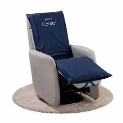 Repose Cojín Antiescaras de asiento y respaldo Family Contur: 1 funda + 1 contur (178 x 57