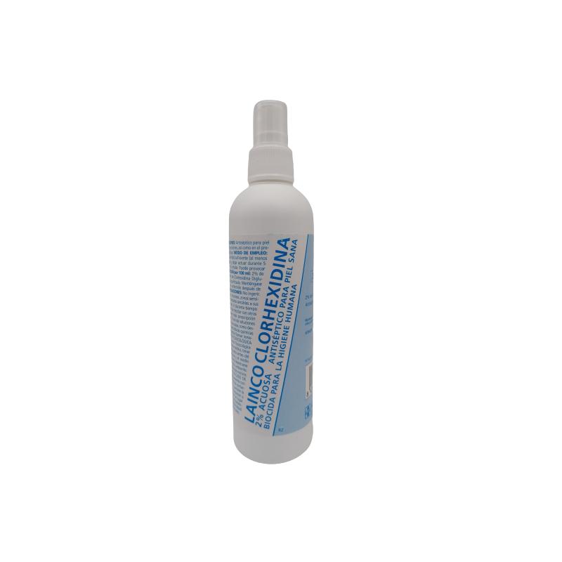 Digluconato de clorhexidina Lainco 2% acuosa