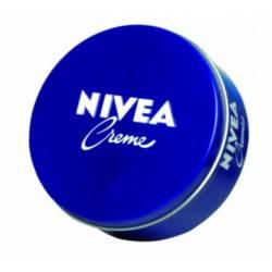 Crema Nivea Creme Lata Azul