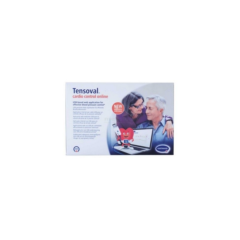 tensoval cardio control online