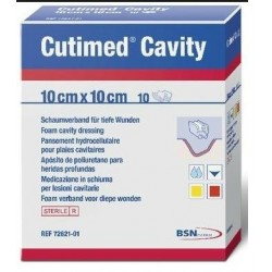aposito esteril cutimed cavity