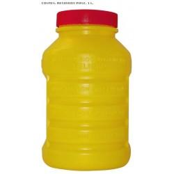 contenedor residuos sanitarios 1 litro