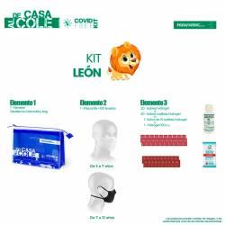 Kit León Anti COVID modelo...