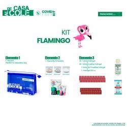 Kit Flamingo Anti COVID...