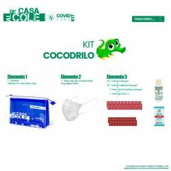 Kit Cocodrilo Anti COVID...