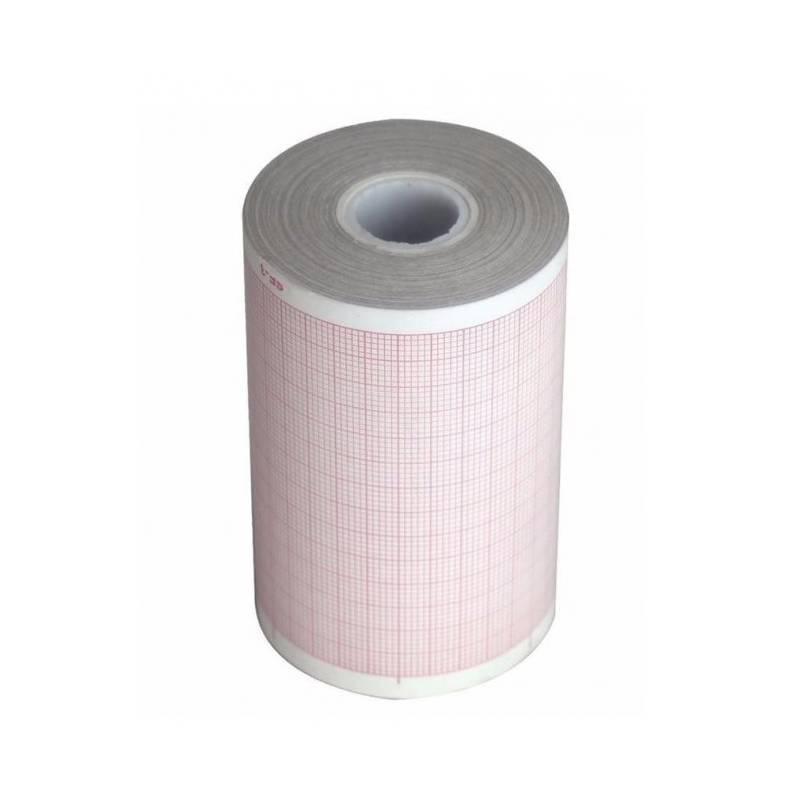 Rollo papel térmico ECG 50x20x16 mm