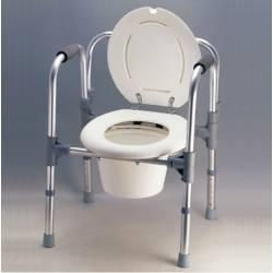 Silla WC con inodoro 3 en 1