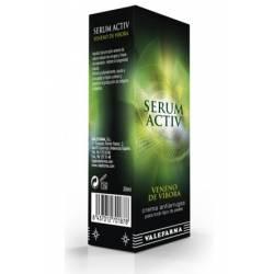 Serum facial Activ bloquea las señales nerviosas que contraen los músculos
