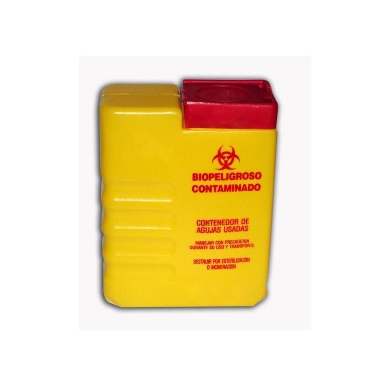 contenedor residuos sanitarios 6 litros