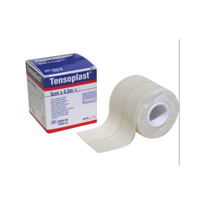 Tensoplast Venda elástica adhesiva porosa