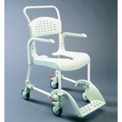 silla de ruedas para ducha y WC Clean