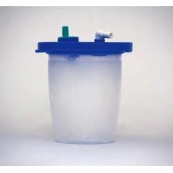 Depósito desechable 800 ml para aspirador VacMAXI