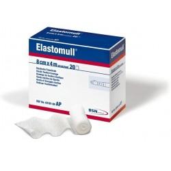 Venda de gasa elástica Elastomull