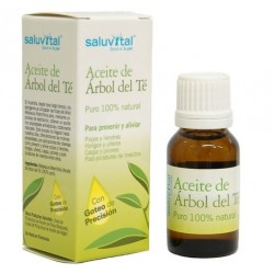 Aceite de árbol de te puro 100% natural