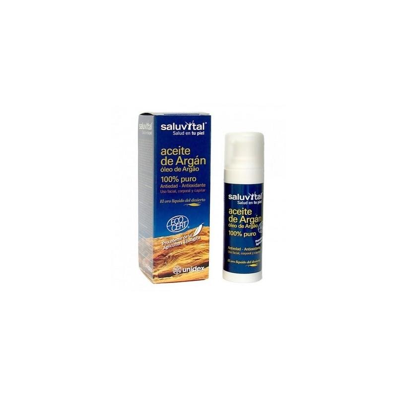 Aceite de Argán 100% puro airless ECOCERT