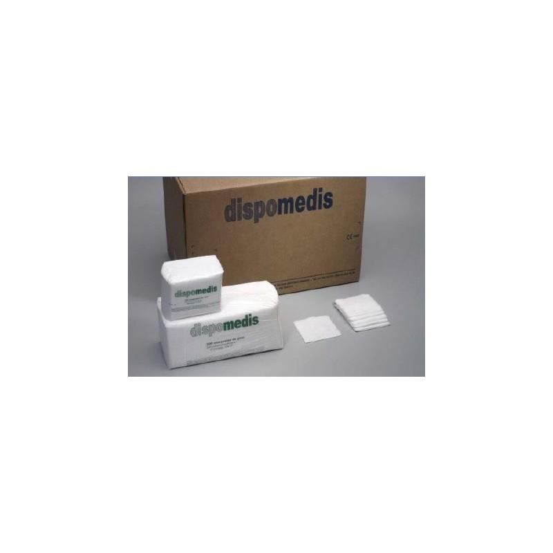 Compresa No Estéril Tejido no tejido 40x40 (10x20)
