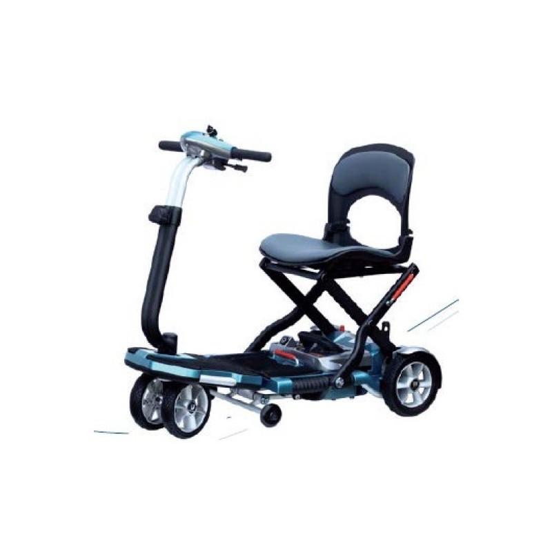 scooter electrico plegable apex brio para ciudad