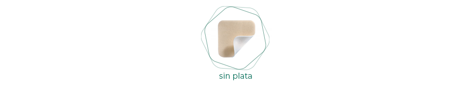 Comprar Apósitos Antimicrobianos SIN PLATA online | PARAFARMIC